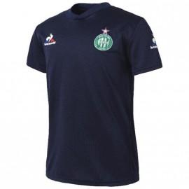 ASSE TRAINING TEE SP SS M MAR - Tee shirt Football Saint Etienne Homme Le Coq Sportif