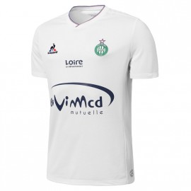 ASSE REPLICA JERSEY SS M BLC - Maillot Football AS Saint Etienne Homme Le Coq Sportif