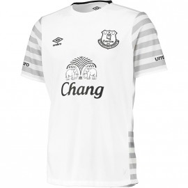 FC EVERTON HOME JSY M BLC - Maillot Football FC Everton Homme Umbro