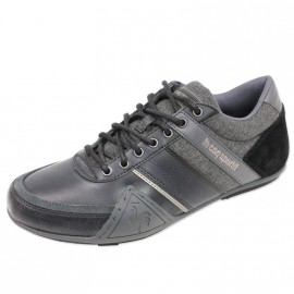 ANDELOT S LEA/2 TONES M BLK - Chaussures Homme Le Coq Sportif