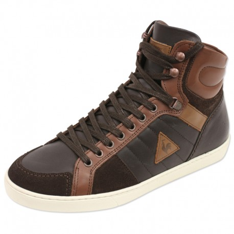 perpignan lea mid m mar chaussures homme le coq sportif baskets. Black Bedroom Furniture Sets. Home Design Ideas