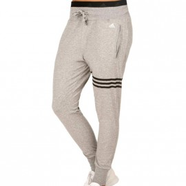 DANCE 3S PANT GRY - Pantalon Entrainement Femme Adidas