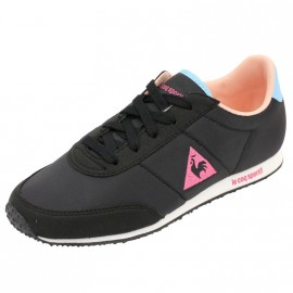 RACERONE GIRL JR NR - Chaussures Fille Le Coq Sportif