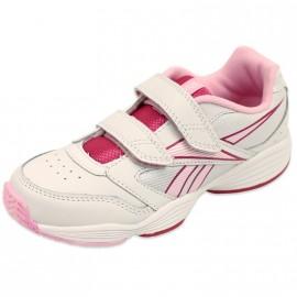 PLAY RANGER KC JR BLC - Chaussures Tennis Fille Reebok