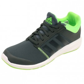 SFLEX JR GRI - Chaussures Garçon Adidas
