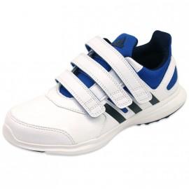 HYPERFAST 2.0 CF JR BLC - Chaussures Garçon Adidas