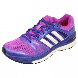 SUPERNOVA SEQUENCE 7 W VIO - Chaussures Running Femme Adidas