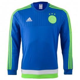 AJAX SWT TOP M BLE - Sweat Football Ajax Amsterdam Homme Adidas