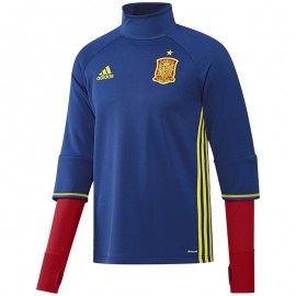 FEF TRG TOP BLE - Sweat Football Espagne Homme Adidas