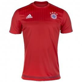 FCB TRAINING JSY M RGE - Maillot Football Bayern Munich Homme Adidas