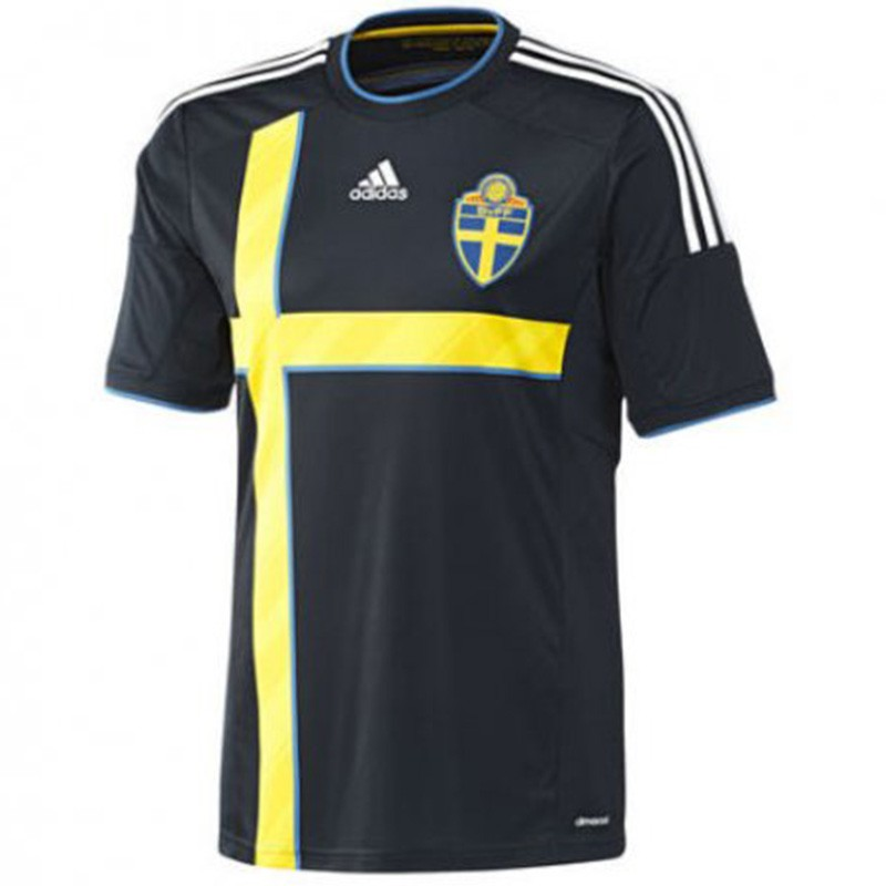YB SVFF A JSY NR - Maillot Football Suède Garçon Adidas