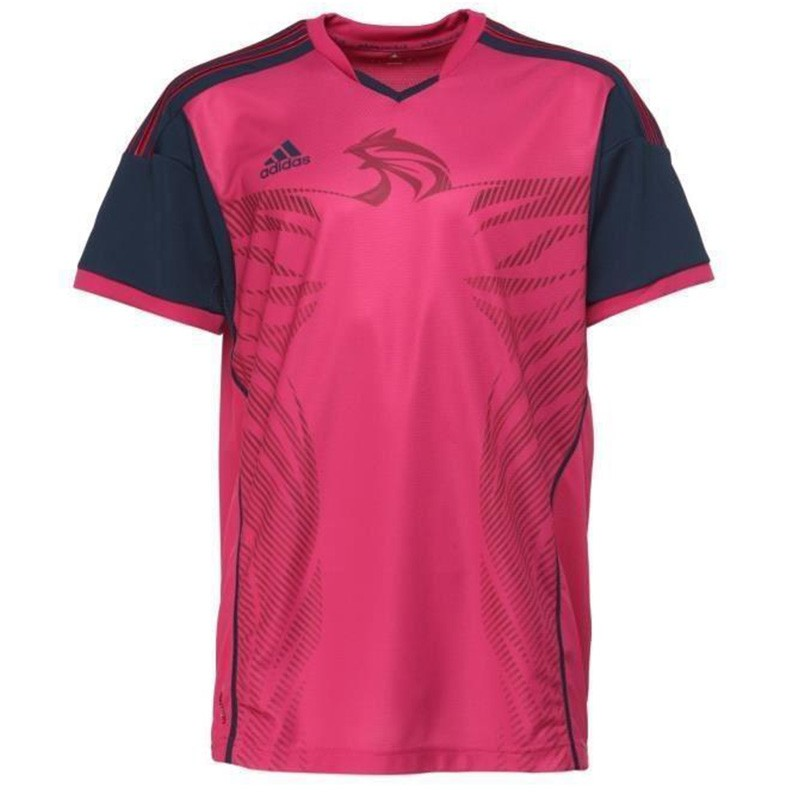 HB FK JERSEY M RSE - Maillot Handball France Homme Adidas