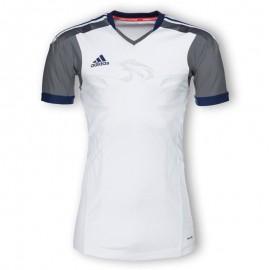 HB FK JERSEY M BLC - Maillot Handball France Homme Adidas