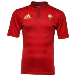 FFR A JSY M RGE - Maillot Rugby France Homme Adidas