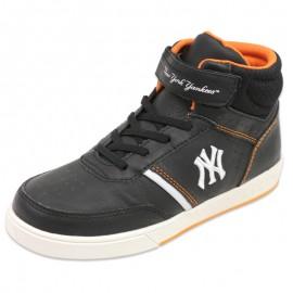 FERGUSON MID EV KID BKO - Chaussures Garçon New York Yankees