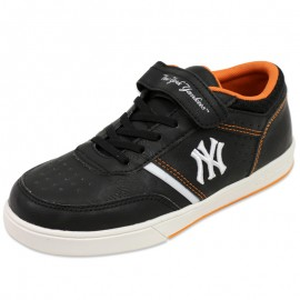 FERGUSON LOW EV KID BKO - Chaussures Garçon New York Yankees