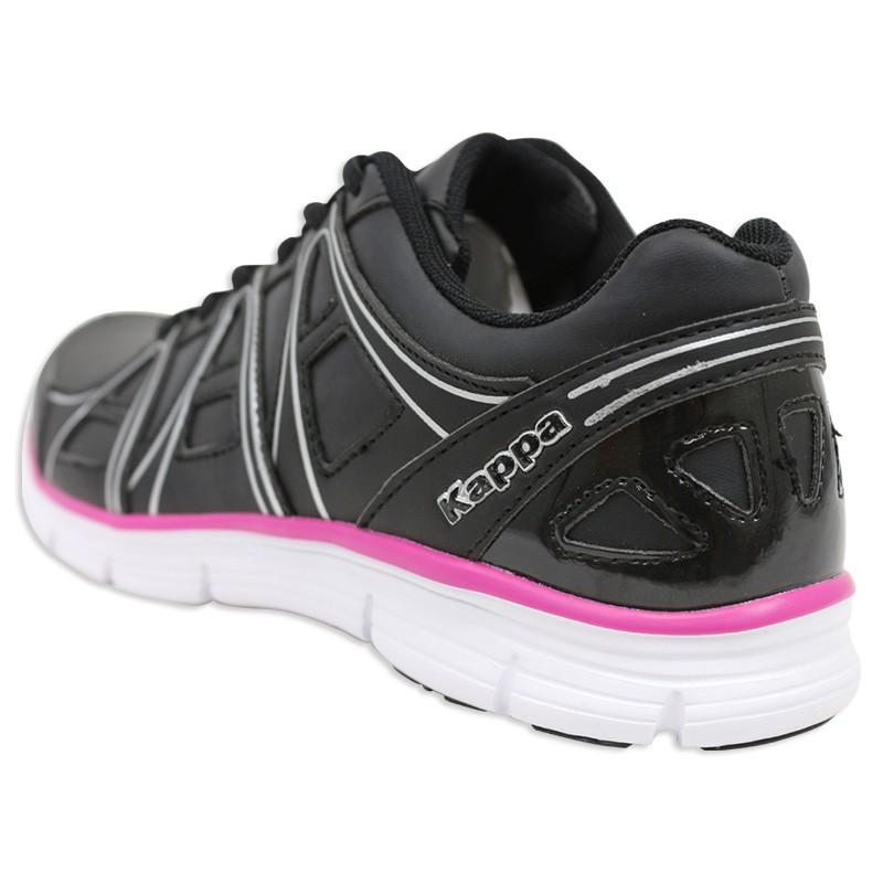 ULAKER 3 WOMAN BKF - Chaussures Running Femme Kappa