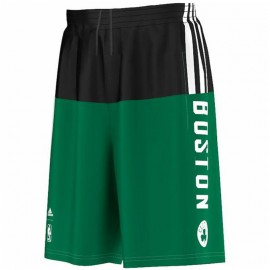 SMR RN SHORT VER - Short Boston Celtics Basketball Homme Adidas