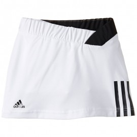 G RESPONSE SKORT BLC - Jupe-short Tennis Fille Adidas