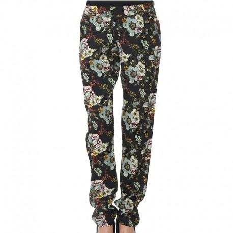 neone blk pantalon fluide femme kaporal pantalons. Black Bedroom Furniture Sets. Home Design Ideas
