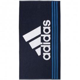 ADIDAS TOWEL L NAV - Serviette Natation Adidas