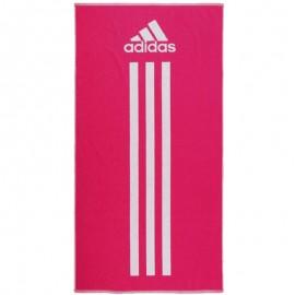 ADIDAS TOWEL L PUR - Serviette Natation Adidas