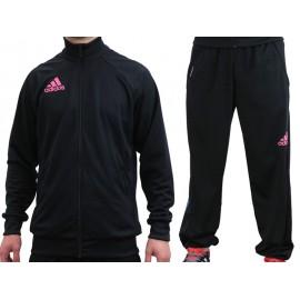 PRE PES SUIT NR - Survêtement Football Homme Adidas