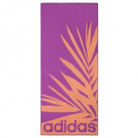 BEACH  TOWEL LL MAU - Serviette Natation Adidas
