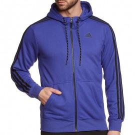 ESS THE HOOD BLV - Sweat à Capuche Entrainement Homme Adidas