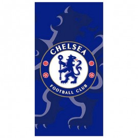 CHELSEA FAN BLE - Serviette Football Chelsea