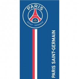 PSG FAN CLASSIC BLE - Serviette Football Psg