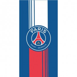 PSG FAN TRI BLE - Serviette Football Psg