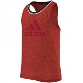 AUTHENTIC TANK M RGE - Top Entrainement Homme Adidas