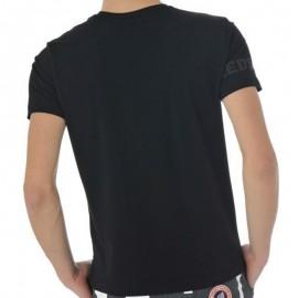 THANOS WARNER BLK - Tee shirt Homme Redskins