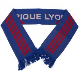 OL 3S SCARF BLE - Echarpe Olympique Lyonnais Football Homme Adidas