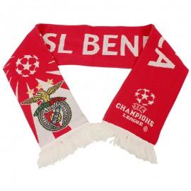 BENFICA SCARF ROU - Echarpe Benfica Lisbonne Football Homme Adidas