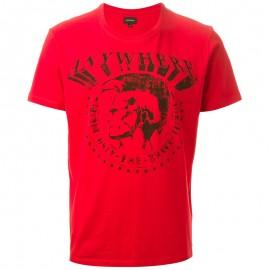 T-BERT TEE SHIRT M 41U - Tee shirt Homme Diesel