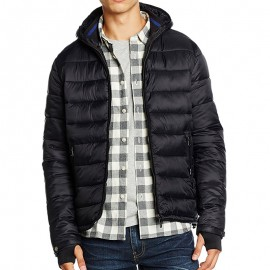 BLOUSON BROTHER 171 - Doudoune Homme Teddy Smith