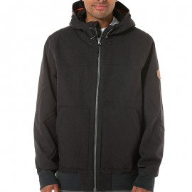 ONE SHOT ANTI JACKET NR - Blouson Homme Rip Curl