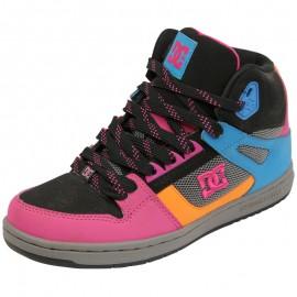 REBOUND HIGH DSC - Chaussures Femme DC Shoes