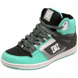 REBOUND HIGH BKK - Chaussures Femme DC Shoes