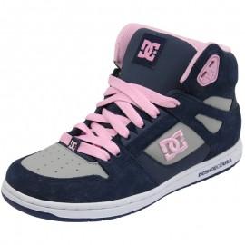 REBOUND HIGH NAV - Chaussures Femme DC Shoes