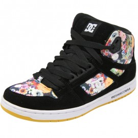 REBOUND HIGH SE BCF - Chaussures Femme DC Shoes