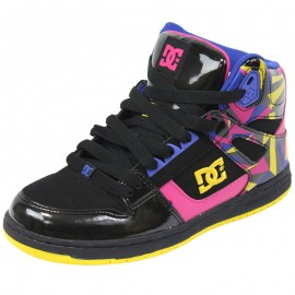REBOUND HIGH LE BYP - Chaussures Femme DC Shoes
