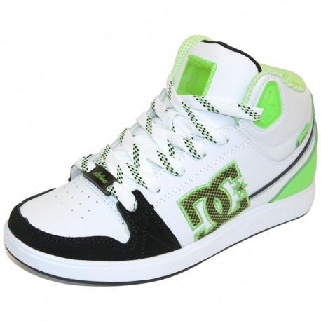 university mid whf chaussures femme dc shoes baskets. Black Bedroom Furniture Sets. Home Design Ideas