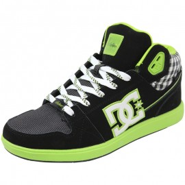 UNIVERSITY MID BSL - Chaussures Femme DC Shoes