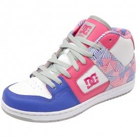 MANTECA 2 MID WPB - Chaussures Femme DC Shoes