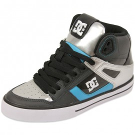 SPARTAN HIGH BMS - Chaussures Femme DC Shoes