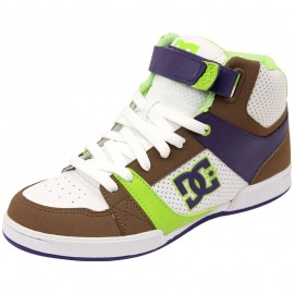 TRICKY MID WHL - Chaussures Femme DC Shoes