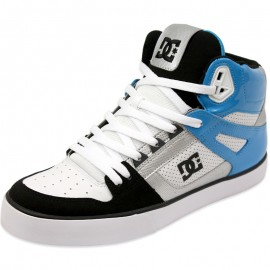SPARTAN HIGH WC BQW - Chaussures Homme DC Shoes